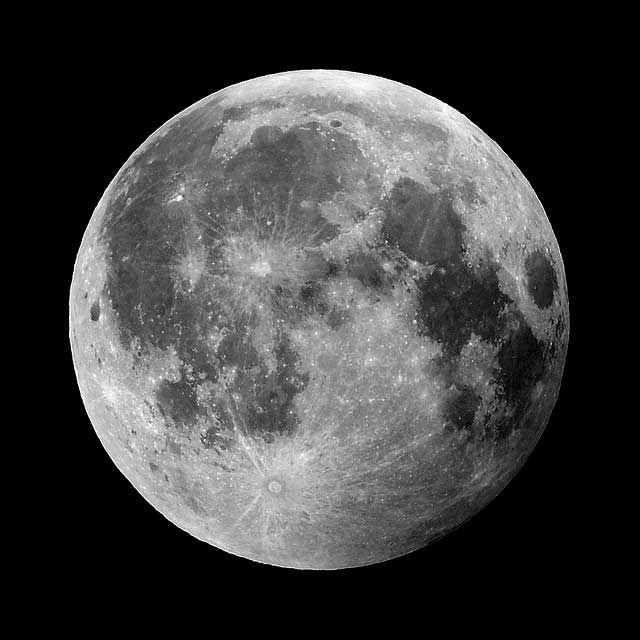 objetivo para luna