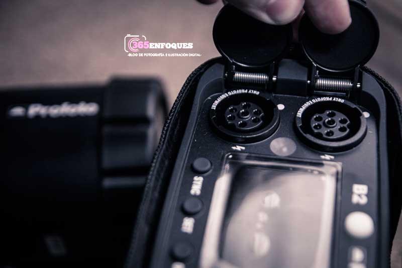 profoto off-camera