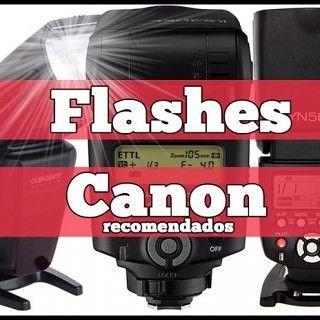 flash para canon 1100d