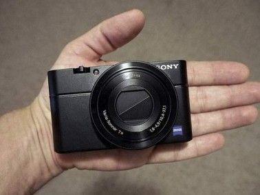 cámaras compactas avanzadas