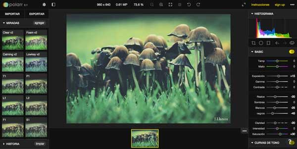 editar fotos online