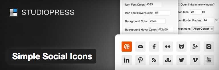 plugin botones sociales