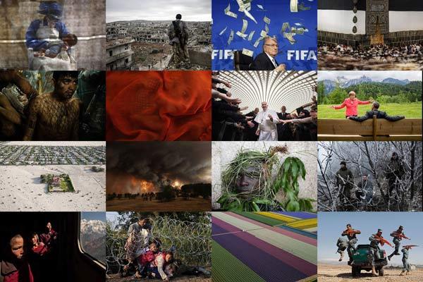 las cien fotos del año 2015