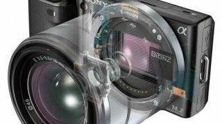 cámara sin espejo ventajas