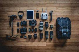 consejos para comprar material fotográfico