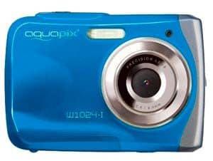 cámara de fotos para la playa