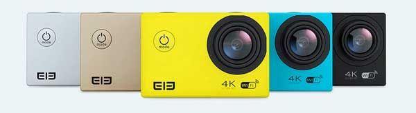 cámara elephone ele explorer