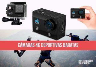cámaras deportivas por menos de 50 euros