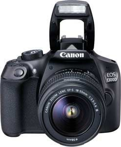 cámara canon ligera