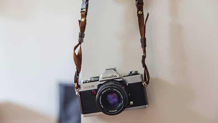 Cómo configurar una cámara réflex