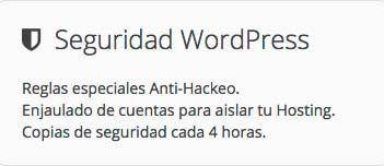 alojamiento web recomendado para wordpress