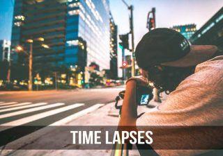 Cómo hacer un time lapse con una cámara réflex