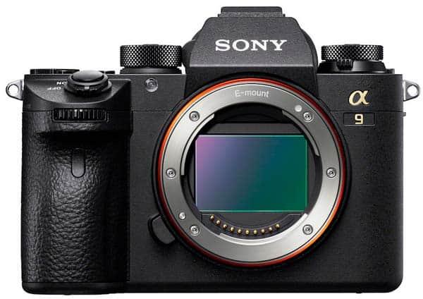 Sony A9 con grabación de vídeo en 4K y 24,2 megapíxeles