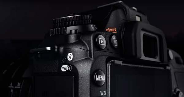 Nikon D7500 - Vídeo 4K, pantalla táctil abatible y sensor