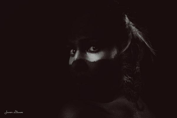 Poner un fondo oscuro a una foto