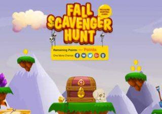 fall scavenger hunt gearbest