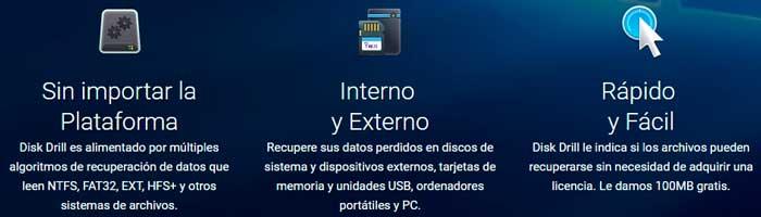 descargar disk drill gratis en español