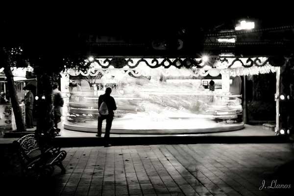 hacer fotos en la calle