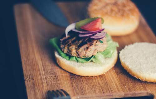 fotos de hamburguesas