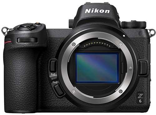 mejor cámara sin espejo Nikon