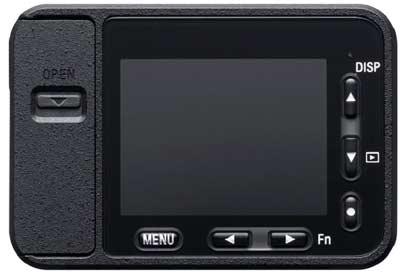 pantalla sony rx
