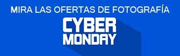 ofertas de fotografía cyber monday 2017