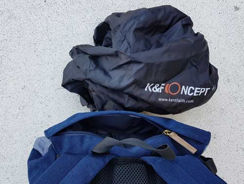 k&f concept mochila fotográfica