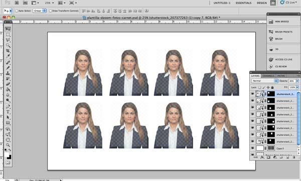 tutorial fotografías dni