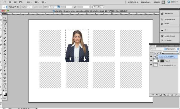 hacer yo mismo las fotos para documentos oficiales