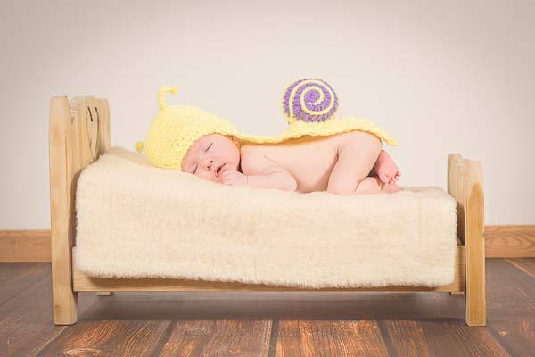 sesión de fotos a bebés