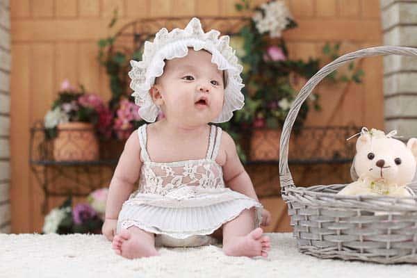 imágenes de bebés bonitas