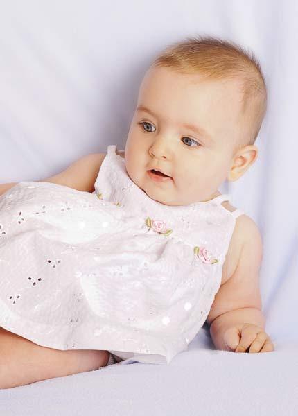 fotografía de bebés lindos