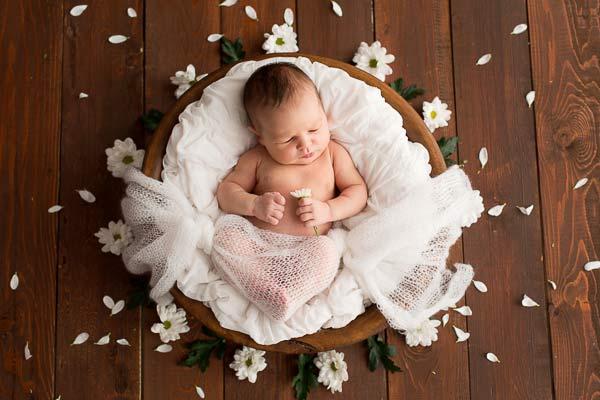 foto artística de recién nacidos