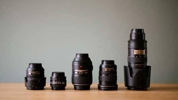 definición de distancia focal
