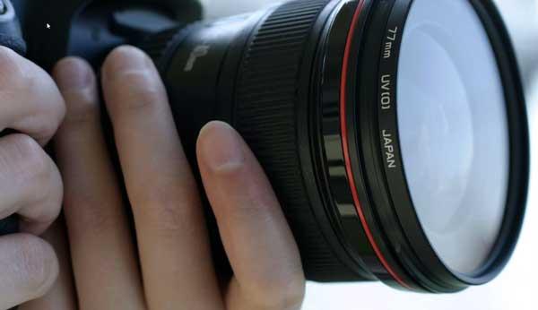 Tipos de longitudes focales