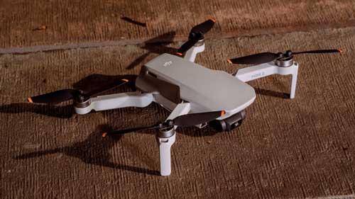 drones dji 2021