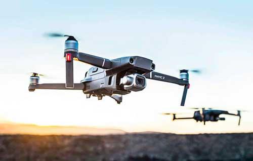 últimos drones dji