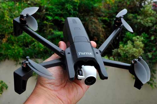 drones con cámara 4k