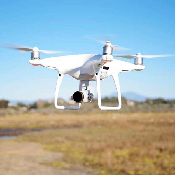 drones profesionales comparativa