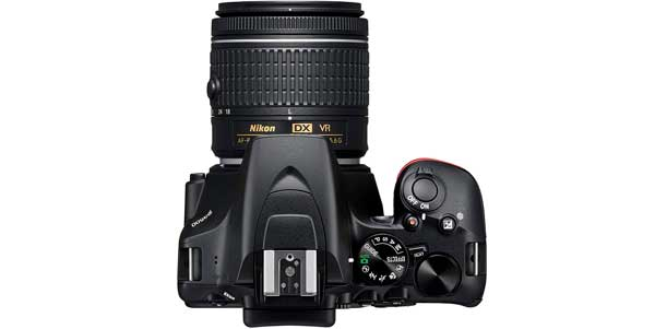 opiniones cámara Nikon D3500