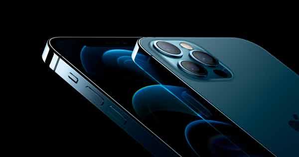 iPhone 12 pro fotografía
