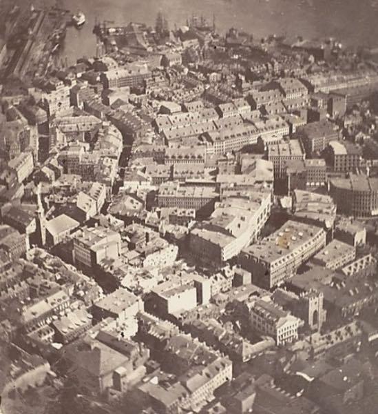 ejemplo de la primera foto aérea