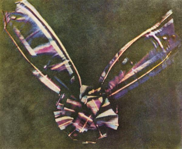 la primera fotografía hecha en color