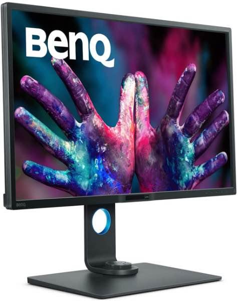BenQ PD3200U para edición de fotografías