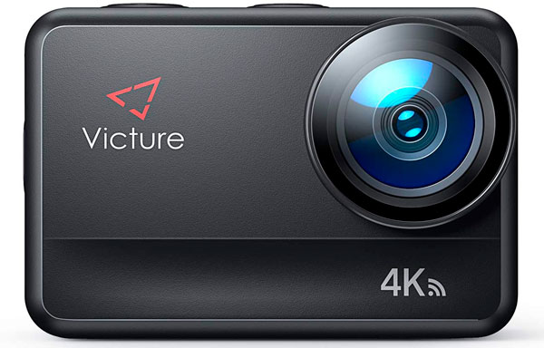 cámara de acción barata Victure AC 900